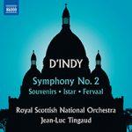 INDY, V. d': Symphony No. 2 / Souvenirs / Istar