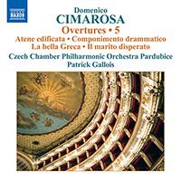 CIMAROSA, D.: Overtures, Vol. 5