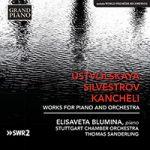 USTVOLSKAYA, G.I. / SILVESTROV, V. / KANCHELI, G.: Piano and Orchestra Works