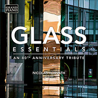 GLASS, P.: Glass Essentials (Horvath) (LP release)