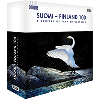 Finnish Orchestral Works 1 • Finnish Orchestral Works 2 • Finnish Concertos • Finnish Vocal Works • Finnish Chamber Works